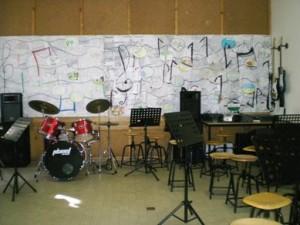 Il laboratorio di musica